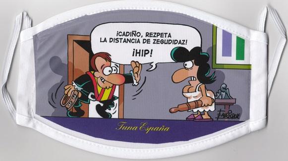 TunaEspaña, Lapicito, DonDudo, CoronaVirus