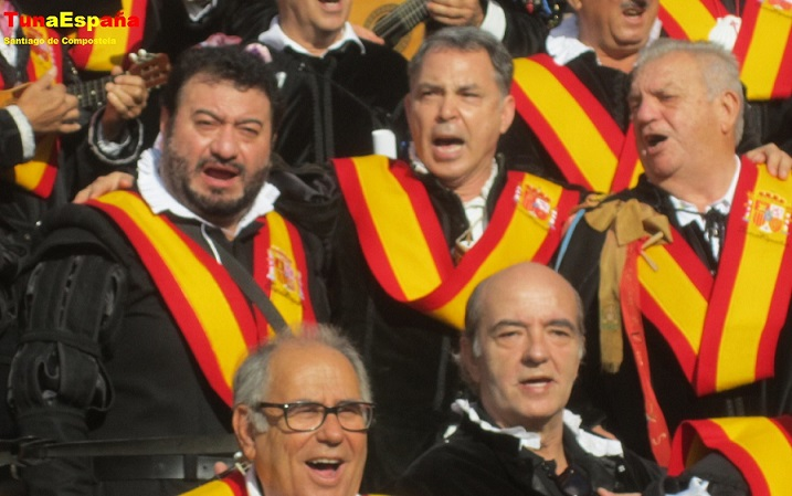 02, Tuna España, Musica Tuna, Cancionero Tuna, Catedral Santiago, dism