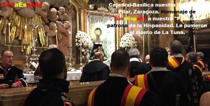 TunaEspaña, Juntamento, Virgen del Pilar, Don Dudo,02 dism