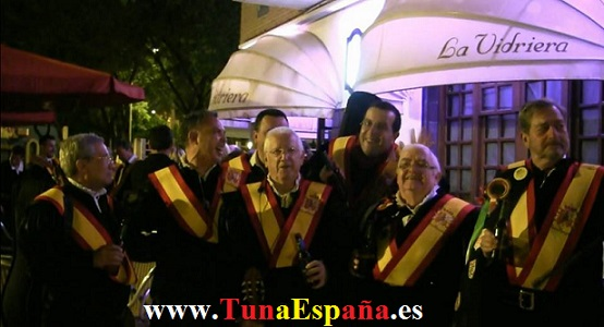 Tunas Universitarias, Tunas estudiantinas, Tunas de España, TunaEspaña, Don Marques, tunos.com