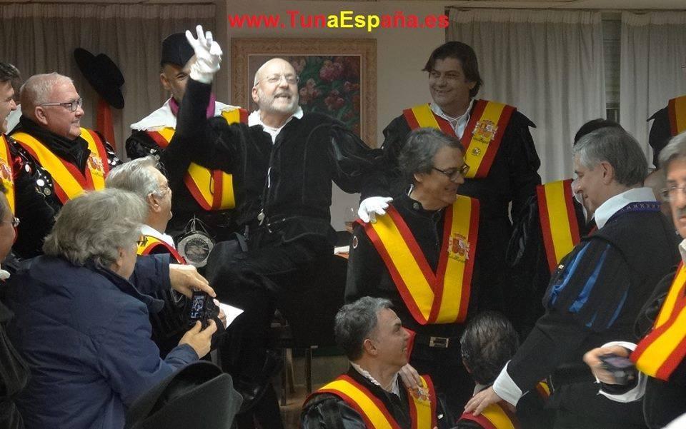 TunaEspaña, Don Dudo, DonDudo, Carlos Espinosa Celdran, Juntamento, Ronda Tuna