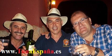 TunaEspaña, Son Del Malecon, Don Dudo, Don Chulin, Don Gerundio, Cancionero de Tuna