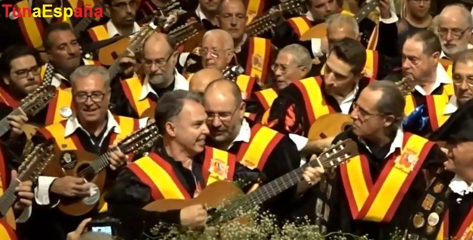 TunaEspaña, Don Dudo, Carlos Espinosa Celdran, Catedral Murcia