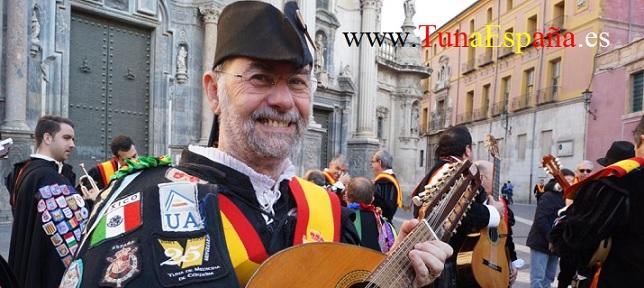 TunaEspaña, Don Lapicito, Tunas Universitarias