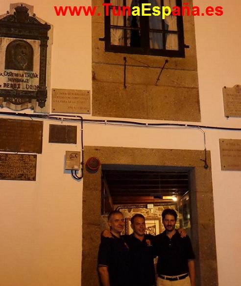 TunaEspaña, Tuna España, Cancionero Tuna, Musica Tuna, Casa De La Troya, Santiago Compostela