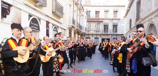 TunaEspaña, Tunas Españolas, Tunas Universitarias, Universidad, Pasacalles, Pasacalles de Tuna, Dism