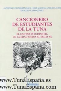 """02 Tuna-España-""""Cancionero-de-estudiantes-de-la-tuna"""", dism"""