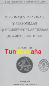 TunaEspaña, Bibliografia Tuna, Hemeroteca tunantesca, 06