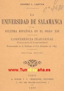TunaEspaña, Bibliografia tuna, Archivo Buen Tunar,12