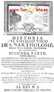 TunaEspaña, Bibliografia tuna, Archivo Buen Tunar,15