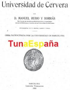 TunaEspaña, Bibliografia tuna, Archivo Buen Tunar,17