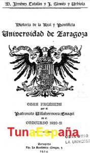 TunaEspaña, Bibliografia tuna, Archivo Buen Tunar,19