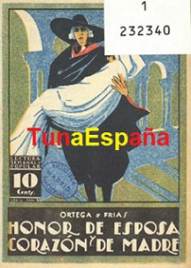 TunaEspaña, Hemeroteca Tuna. Libros de Tuna, Honor, 02