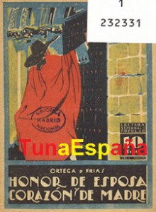 TunaEspaña, Hemeroteca Tuna. Libros de Tuna, Honor, 06