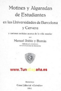 TunaEspaña, Libros de tuna, Archivo buen tunar, 10 dismi