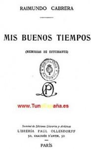 TunaEspaña, Libros de tuna, Archivo buen tunar, 18 dismi