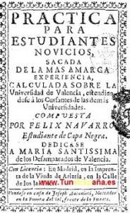 TunaEspaña, Libros de tuna, Archivo buen tunar, 28, dism