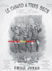 TunaEspaña, Libros de tuna, Archivo buen tunar, 39, dism