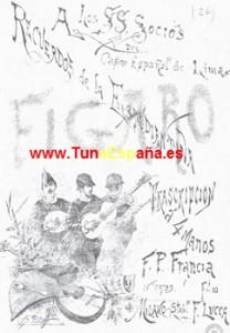 TunaEspaña, Libros de tuna, Archivo buen tunar, 70