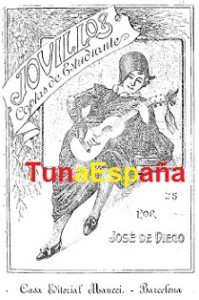 TunaEspaña, Libros de tuna, Archivo buen tunar, 82