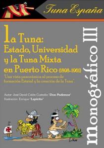 TunaEspaña, MONOGRAFICO III., Tuna en Puerto Rico