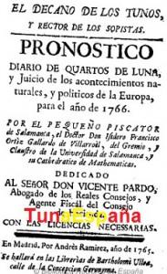 TunaEspaña, Rector, Bibliografia Tunantesca, Libros de Tuna, 04