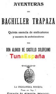 TunaEspaña, Rector, Bibliografia Tunantesca, Libros de Tuna, 06