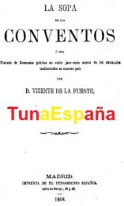 TunaEspaña, Sopista, Bibliografia Tuna, 06