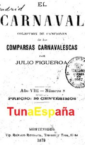 tunaespaña, bibliografia tuna, hemeroteca tuna, estudiantina carnaval, 02