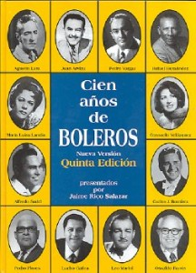Tuna España Cien Años de Boleros Jaime Rico Salazar 3