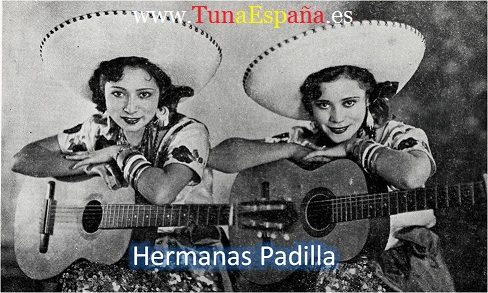 Tuna España Hermanas Padilla