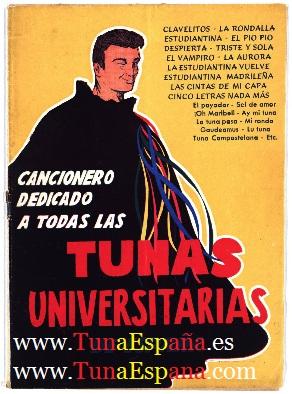 Tuna Espana Canciones de Tuna