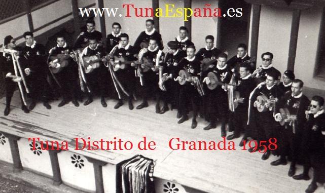 Almagro 1 TunaEspaña Tuna Distrito Granada
