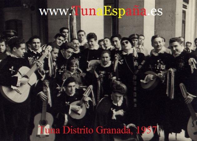 Burgos  TunaEspaña Tuna Distrito Granada