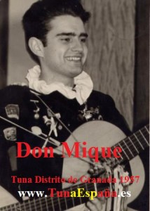 Don Mique, en Düsseldorf. Agosto 1960 TunaEspaña