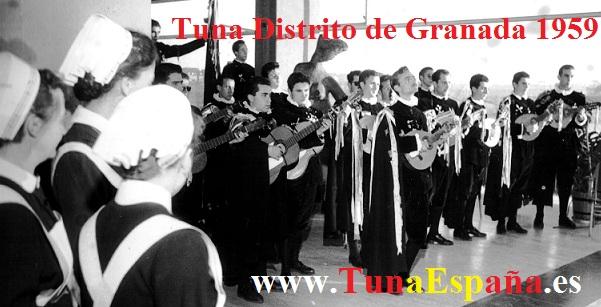 Fctad. Med. Düsseldorf 2-1-1959 Tuna España