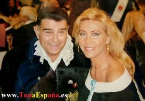 Mique y Norma Duval VIII Certamen de Cuarentunas de Benidorm del año 2000 TunaEspaña