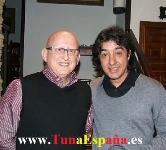 Paco Merino y Juan Valderrama