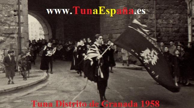 Pasacalles. Burgos-21-12-58 (2) Tuna España  TunaEspaña