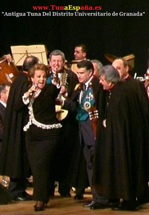 TunaEspaña, Don Mique, Carmen Sevilla