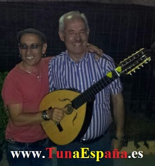 TunaEspaña, Tuna Universitaria, Cancionero Tuna, Fito Fitipaldi, Don Mafaldo, dism