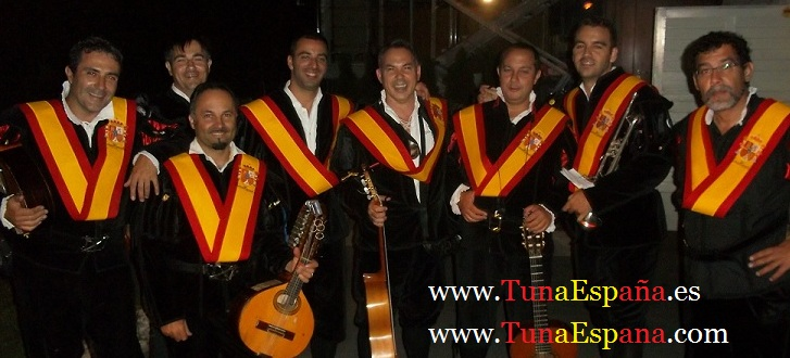 01Tunas De España Tuna España Viena TT