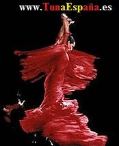 Tuna España flamenco