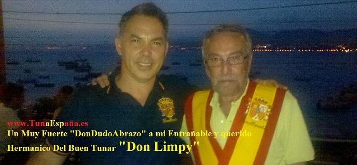 Tuna España, Don Dudo, Don Limpy, dism