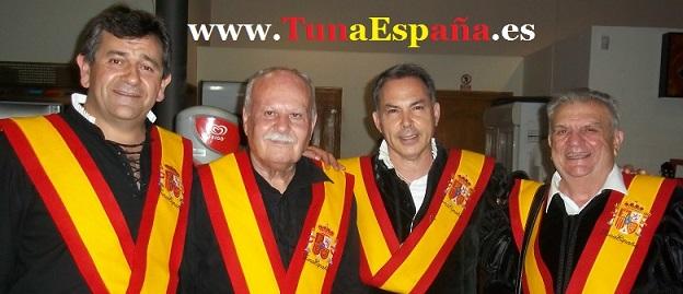 Tunas Universitarias, Tunas y Estudiantinas, Tuna España Viena Palacio Imperial,  Don Dudo
