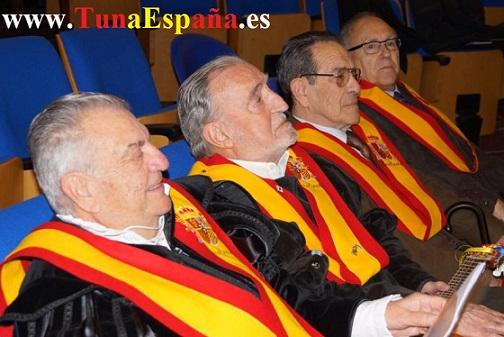 Tunas Universitarias, Tunas y Estudiantinas, Tuna España Viena Palacio Imperial,  Don Notario
