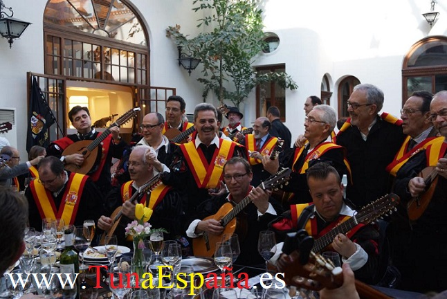 TunaEspaña, Don Maguila, Don Chiqui, Mafaldo, Don Pegao, Tunas Universitarias