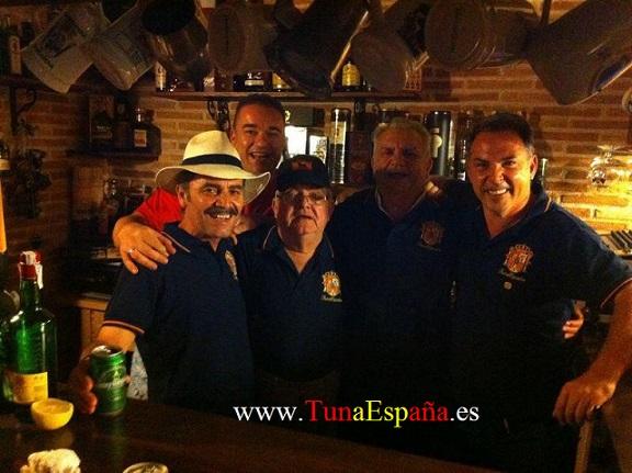 TunaEspaña, Don Patriarca, Tunas Universitarias,Casa Campo Don Dudo, Bar Don Dudo