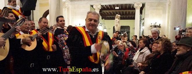 TunaEspaña, Tunas Españolas, Tunas Universitarias, Don Notario, Real Casino de Murcia