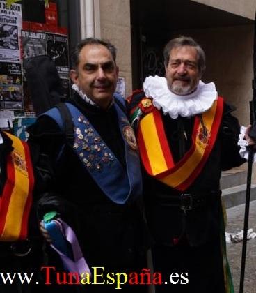 TunaEspaña, Tunas Españolas, Tunas Universitarias, Universidad, Don Marques, Don Negro